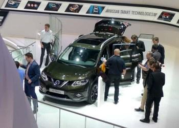X-Trail var Nissans første crossover-SUV og nu er den her i helt nyt antræk.