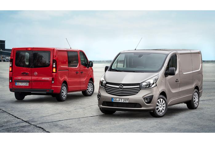 To forskellige længder, to højder, fire motor-varianter og et hav af indretningsmuligheder giver samlet 270 varianter af den nye Opel Vivaro og Renault Trafic