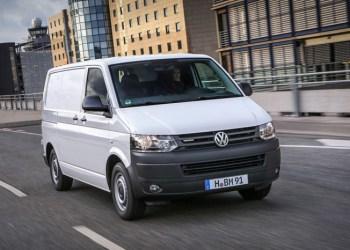 VW Transporter BlueMotion præsterer imponerende lavt brændstofforbrug