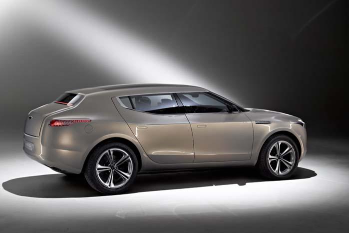 Lagonda-konceptet vakte ikke ligefrem massiv begejstring, så der var lagt op til ekstra arbejde med den videre udvikling.