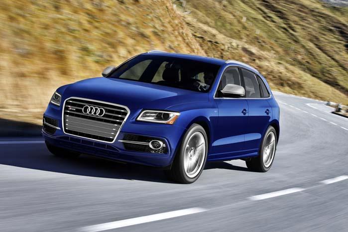 Q5 er den mellemstore SUV i Q-serien, og sammen med de øvrige modeller i familien, tegner den sig for omkring 45 pct. af Audi-salget.