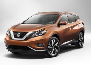 Så er Nissans tredje generation af den mellemstore SUV-model Murano klar til serieproduktion.