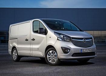 Ford Transit Custom skal ikke hvile på laurbærrene. Opel og Renault har tilsyneladende begået en gennemført one-tonner med Vivaro/Trafic