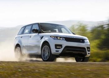 Range Rover Sport er en af de fire Dakar Edition-modeller, der i maj omfattes af et særligt leasingtilbud.