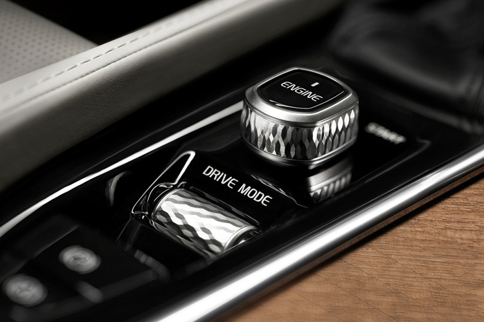 Volvos skandinaviske designer har sans for detaljen