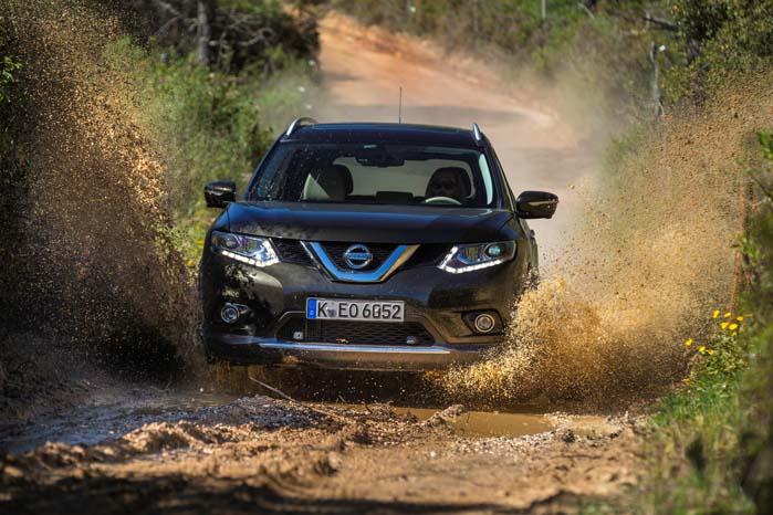Med den nye X-Trail har Nissan lagt op til lidt prismæssig splash i den mellemstore SUV-klassement.