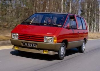 PSA ville ikke have den, men det ville Renault - og så begyndte MPV-feberen at brede sig.