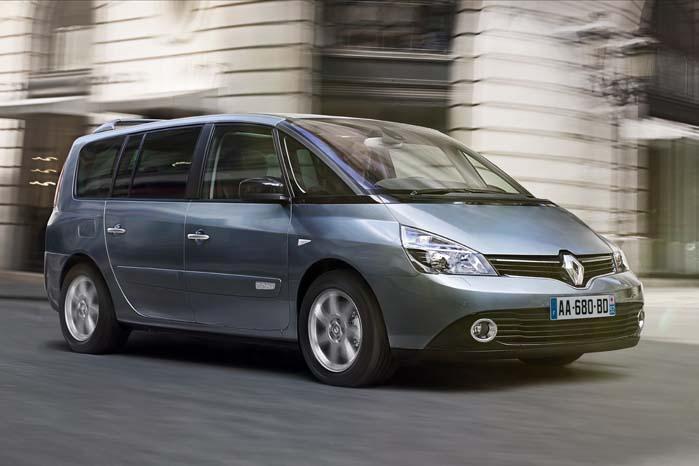 Fjerde og foreløbigt seneste generation af Renault Espace rullede ud på gader og veje i 2002.