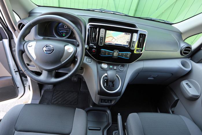 Der er et par valgmuligheder på gearvælgeren, men ellers er det ikke mere kompliceret end at køre radiobil