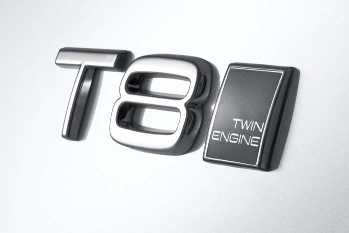 T8 Twin Engine plug-in hybrid udgaven bliver topmodel i Volvos SUV-program.