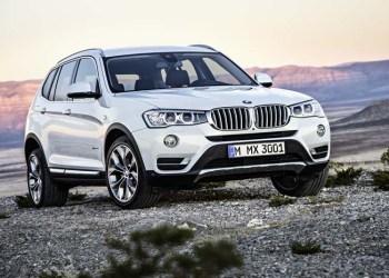 BMW viser i Moskva spiffede udgaver af X3 med nyeste udgave af ConnectedDrive.