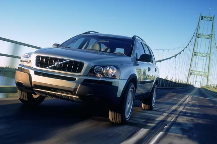 Den hidtidige XC90 er historie, men den har tjent Volvo godt siden 2002.