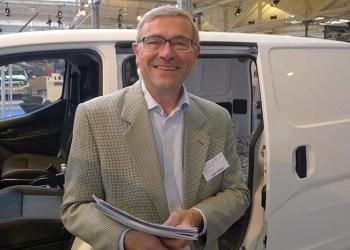 Direktør Jens Andersen, Green Mobility, står sammen med en række samarbejdspartnere bag det nye leasingprojekt.