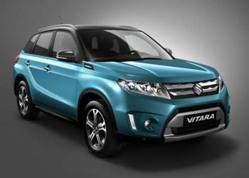Suzukis nye Vitara er blandt premierenyhederne ved det internationale motorshow i Paris den 2. oktober.