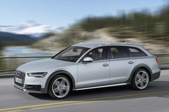 Elegant, rummelig og komfortabel. Både som mesterbil og varevogn.