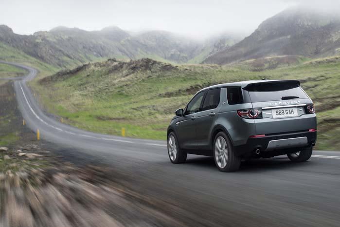 Land Rover Discovery Sport præsenteres officielt i Paris den 2. oktober.
