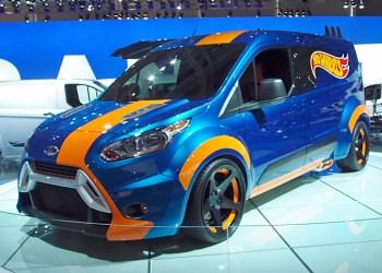 Hot Wheels er Fords måde at vise overskud på efter flere år med hektisk nyheds-aktivitet