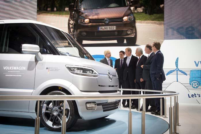 Entusiasmen og interessen for kommercielle køretøjer er stigende, og der er stadig mere raffineret teknologi på vej.