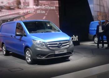 Efter produktion af flere end 1,2 mio eksemplarer af Vito, er Merced-Benz klar med en ny modelgeneration.