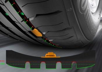 Dæktrykssensorer suppleres nu med teknologi, der advarer dig, når dæk er ved at være klar til udskiftning