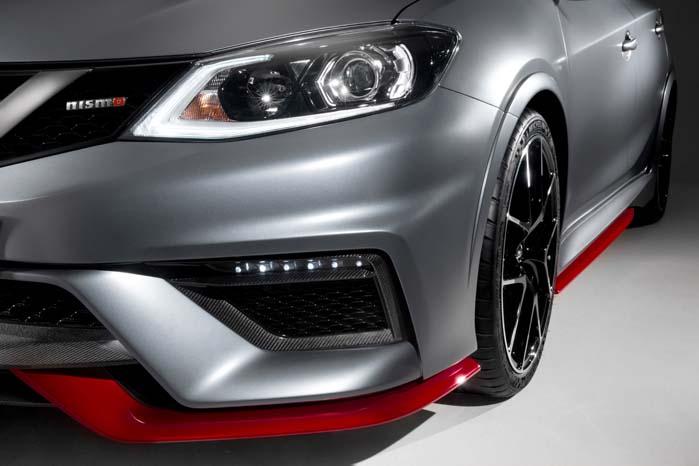 Detaljerne afslører den iboende natur i Nismo-versionen af Nissan Pulsar.