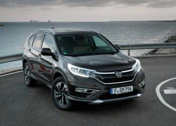 Honda CR-V bliver den første model, der får den revolutionerne 100 hk/liter dieselmotor