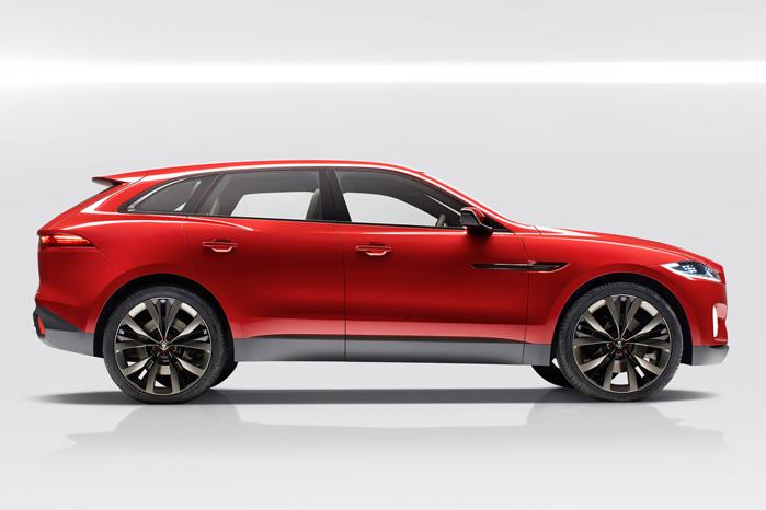 Linjerne er ikke til at tage fejl af. Jaguar og Land Rover deler snit, og mon ikke de fleste kan genkende stregen fra Range Rover Evoque