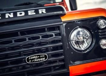 Det klassiske 4x44 ikon Land Rover Defender står foran udfasning i Europa.