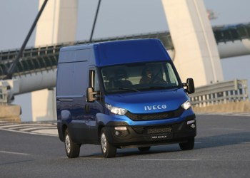 Iveco Daily Hi-Matic bliver til glæde for særligt bykørsel med mange standsninger og igangsætninger hver dag