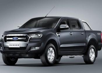 Også udvendigt er Ford gået i den stilrene retning, muskuløse retning. Men kølergrillen har vist fået inspiration fra de amerikanske trditioner