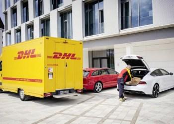 Slut med pakkebud, som kommer og går uden at lægge pakken. Hvis du kører Audi, lægger han den fremover direkte i bagagerummet