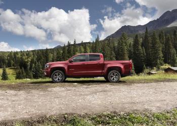 Chevrolet er med på beatet med en (relativti) lille dieselmotor i et ellers vigtigt amerikansk symbol - pickuppen.