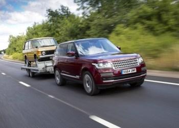 Land Rover er i færd med at udvikle et system, der gør det nemmere at køre med store trailere