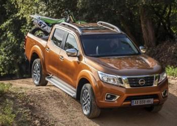 Den nye Nissan Navara er både mere økonomisk og må nu også trække 3,5 tons.