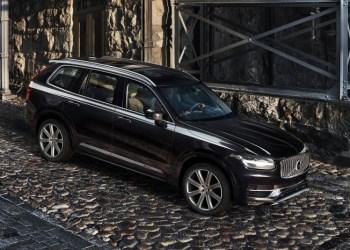 Den nye Volvo XC90 har hele tiden været tiltænkt selvkørende teknologi.