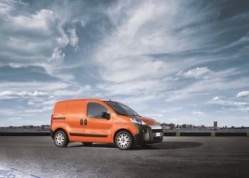 Den lille, charmerende Fiat Fiorino får en ny sparsommelig motor.