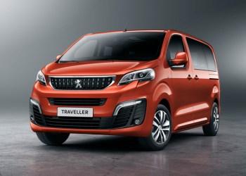 Peugeot kalder meget passende deres busversion for 'Traveller'