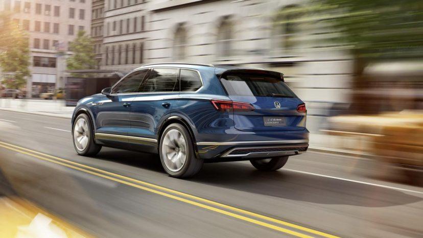 Volkswagen T-Prime Concept GTE er et nyt kæmpe-koncept fra Volkswagen.