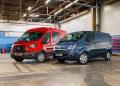 Som du kan læse i linket i artiklen, var det lidt af en milepæl, da Ford droppede den femcylindrede 3,2 TDCi. I dag er en 2,0 en passende størrelse til en stor varebil