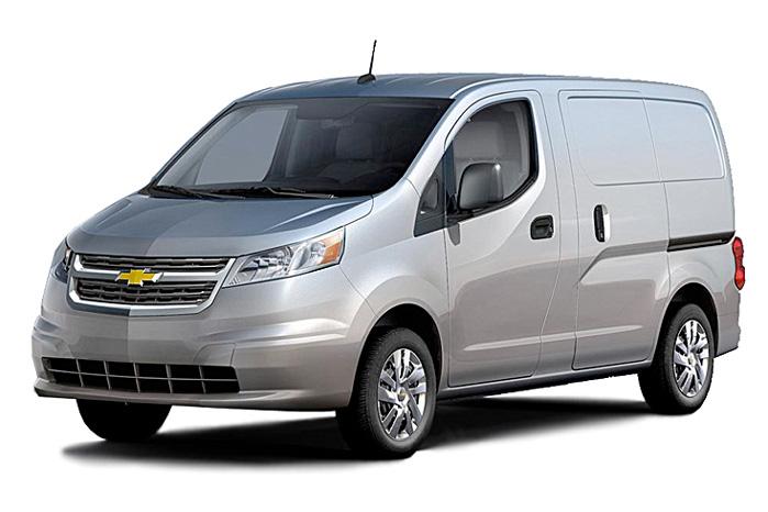 Chevrolet City Express er baseret på Nissan NV200, så der er ikke lang vej til, at Proactive Alerts  rammer Danmark