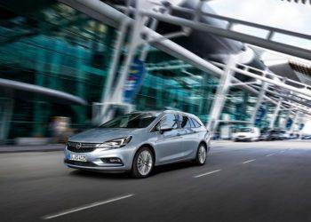 Opel Astra Sports Tourer må trække helt op til 1.700 kg med ny dieselmotor.