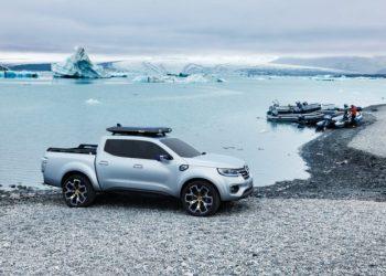 Renaults endelige pickup får navnet Alaskan og skulle også komme til at ligne konceptet meget.