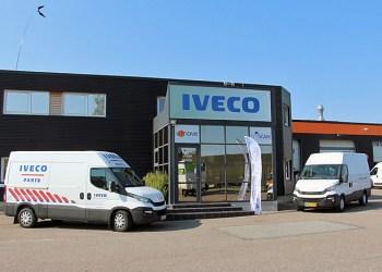 Nyscan Biler er fra nu af hovedstadens Iveco Daily knudepunkt