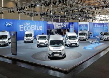Ford Transit er et komplet line-up, og nu giver Ford globale One Ford strategi bonus