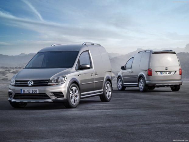 Volkswagen Caddy bliver en af fire modeller, som skal bygges i Algeriet.