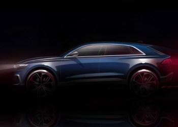 Ingen tvivl om, at VW's egen Bentley  Bentayga skal have kjolen op i ganghøjde, hvis den skal løbe fra Audi Q8