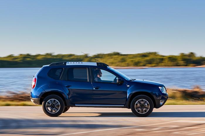 Et højt køreglæde/udgift-forhold giver glade Dacia-kunder