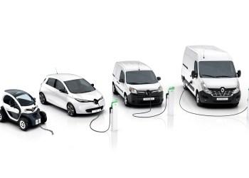 Zoe står for broderparten af Renaults elbilssalg, men Kangoo Z.E. med større rækkevidde bliver interessant