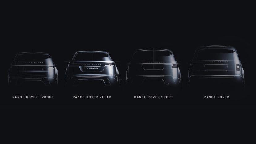 Range Rover er snart klar med en ny model med endnu mere 'glamour'.