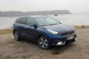 Kia's plug in hybrid biler er blandt storsælgerne i årets første måneder